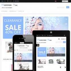 Free Zen Cart Templates Themes Modules By Picaflor Azul