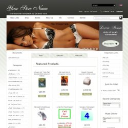all products : zen cart, zen cart templates, mobile friendly, Invoice templates