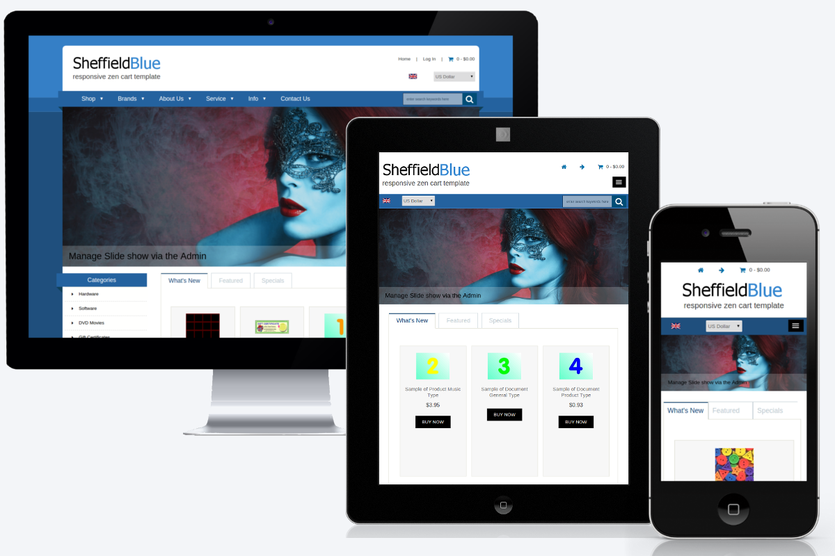 Fantastic Mobile Responsive Template Gallery - Example Resume and ...